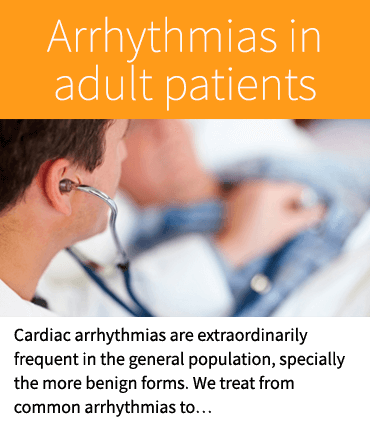 Arrhythmias in adults