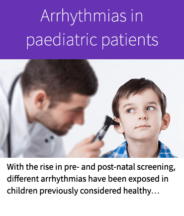 arrhythmias-in-paediatric-patients